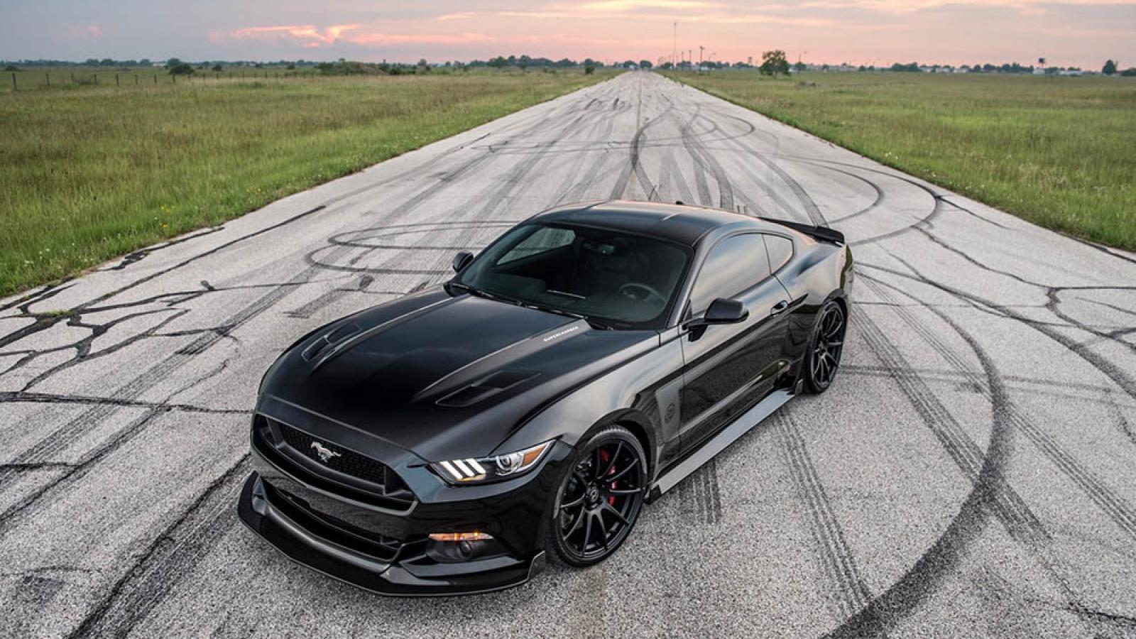 Phiên bản độc lạ của Ford Mustang GT với công suất hơn 800 mã lực