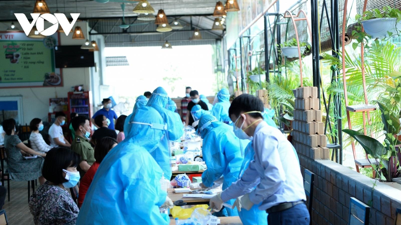 Việt Nam có 83.242 ca mắc Covid-19 sau gần 3 tháng bùng phát