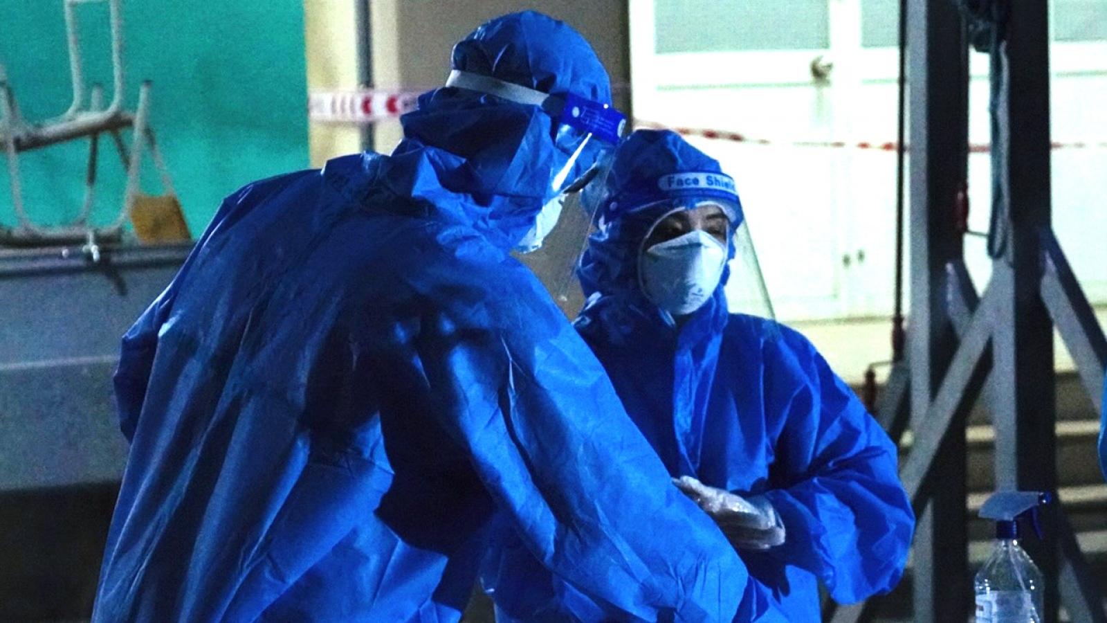 300 sinh viên Hải Dương vào TP.HCM chống dịch: Trân quý những con người lao vào tâm dịch