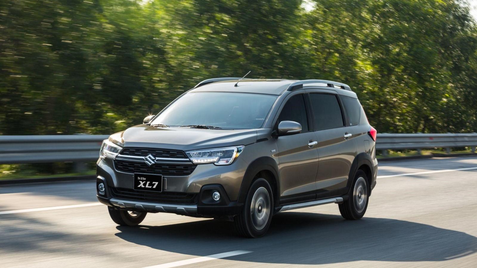 """Suzuki XL7 - Mẫu SUV 7 chỗ """"đa nhiệm"""" cho mọi nhu cầu"""