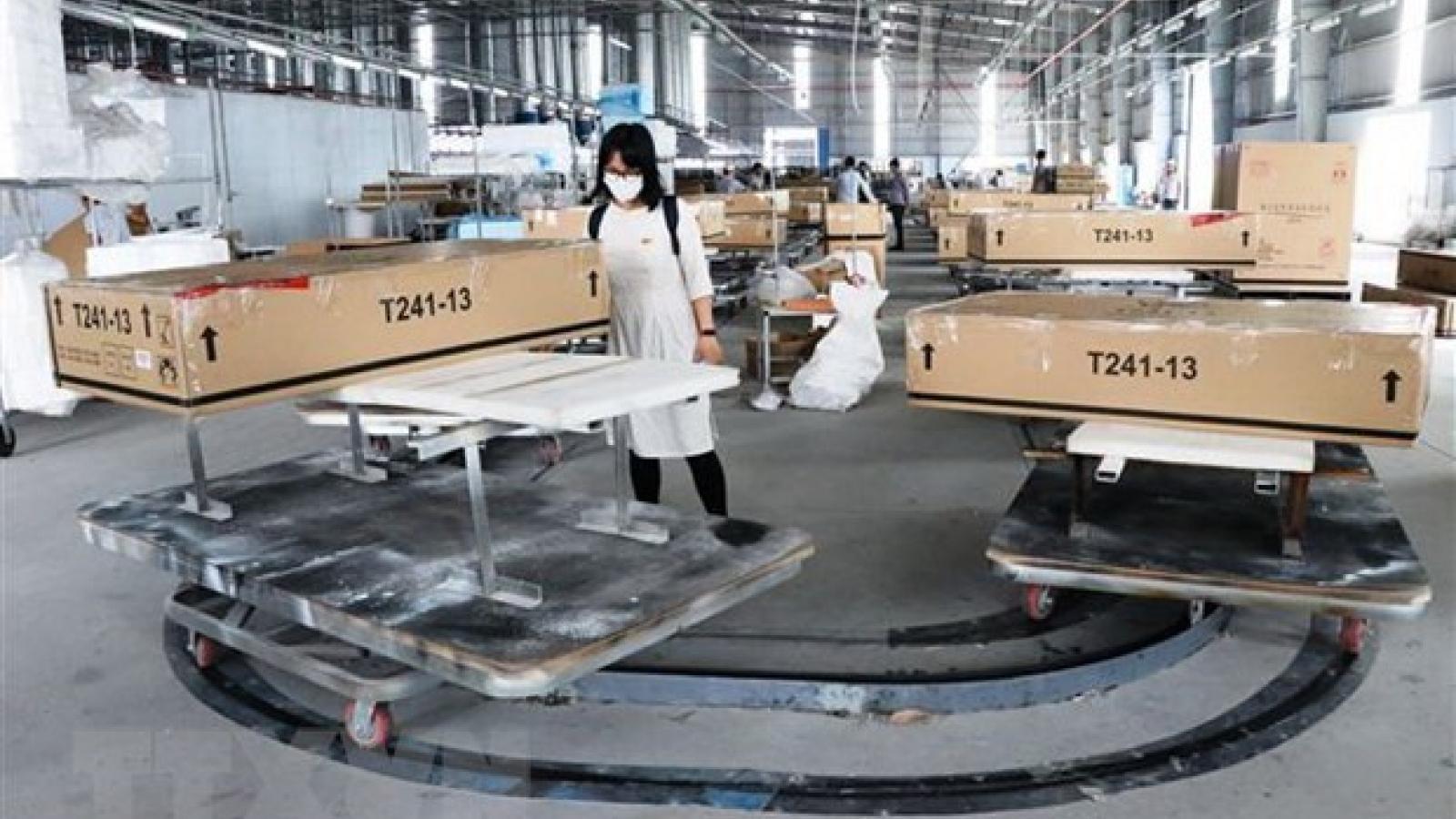 Vietnam's wood industry moving towards transparent trade