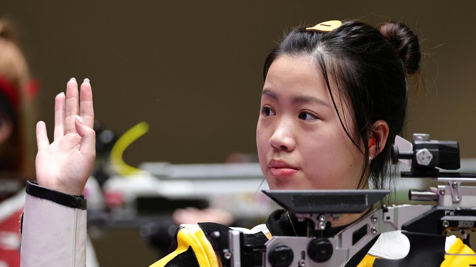 VĐV Trung Quốc giành HCV đầu tiên của Olympic Tokyo