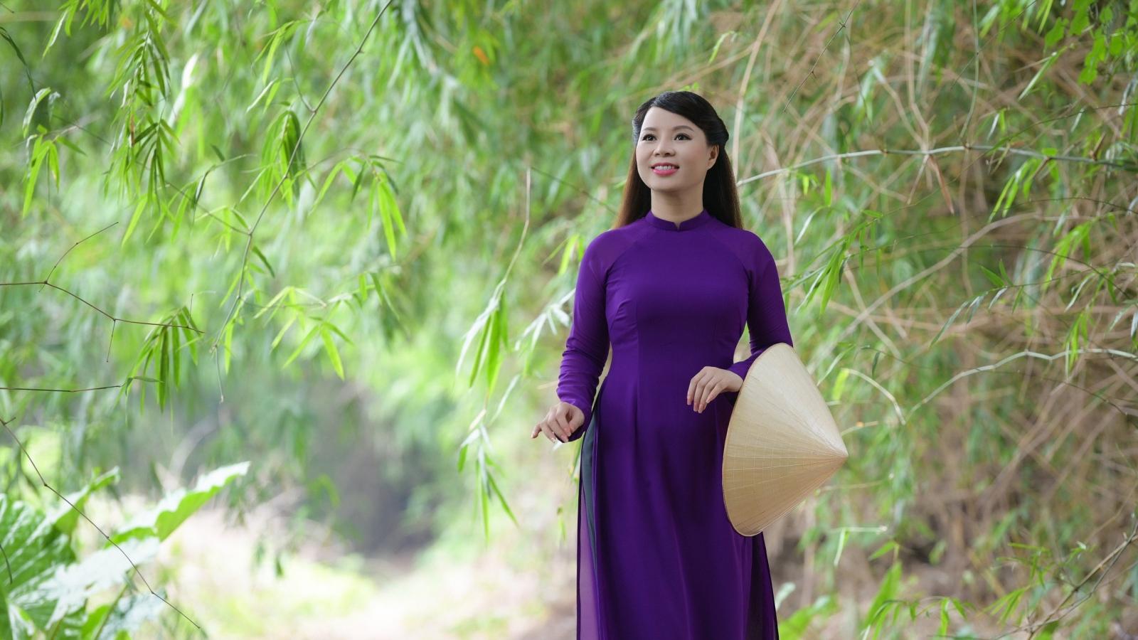 Xúc động album tri ân thương binh, liệt sỹ của ca sỹ trẻ Hương Huệ