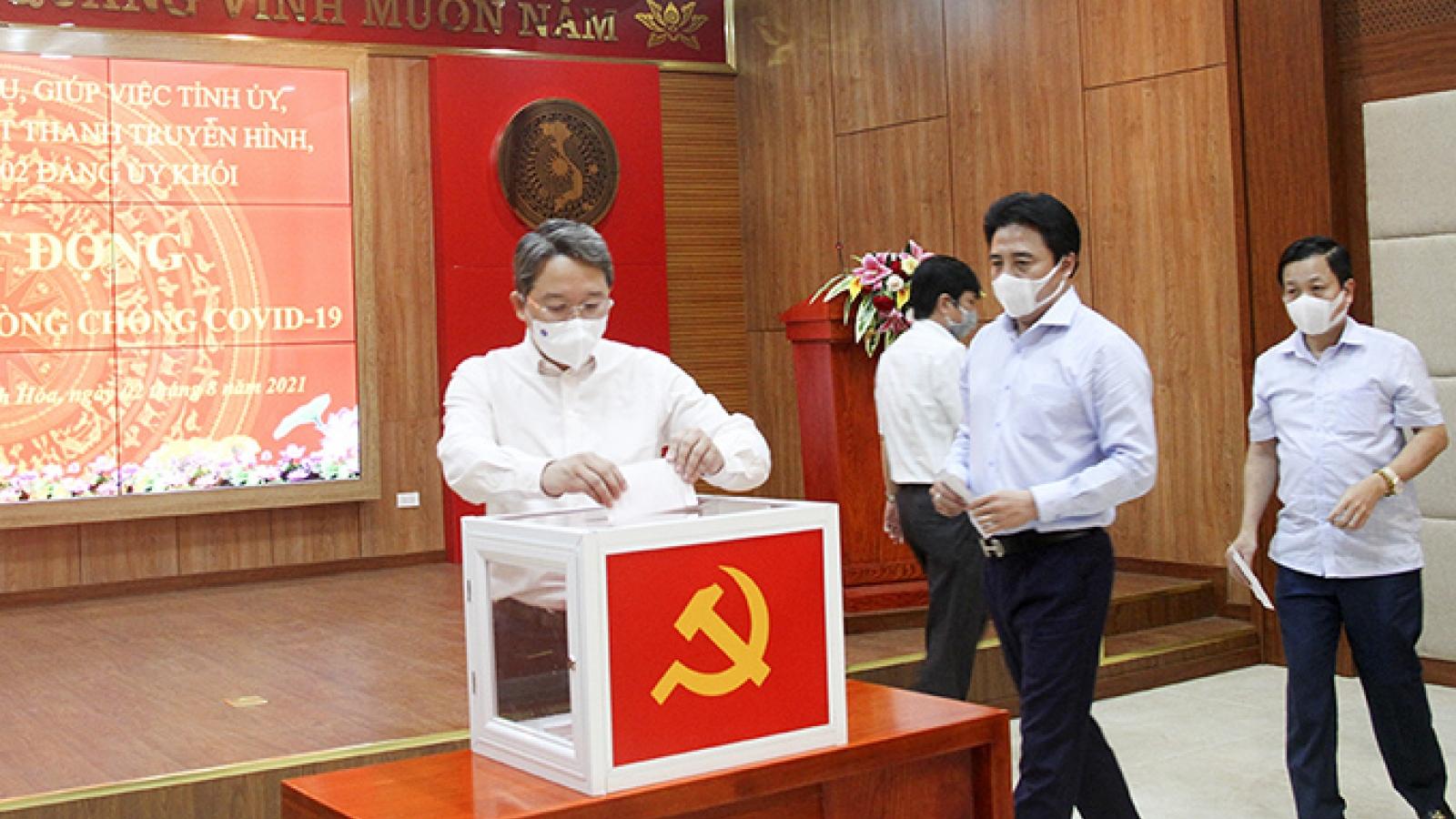 """Khánh Hòa phát động """"người có thu nhập hỗ trợ người không có thu nhập"""""""