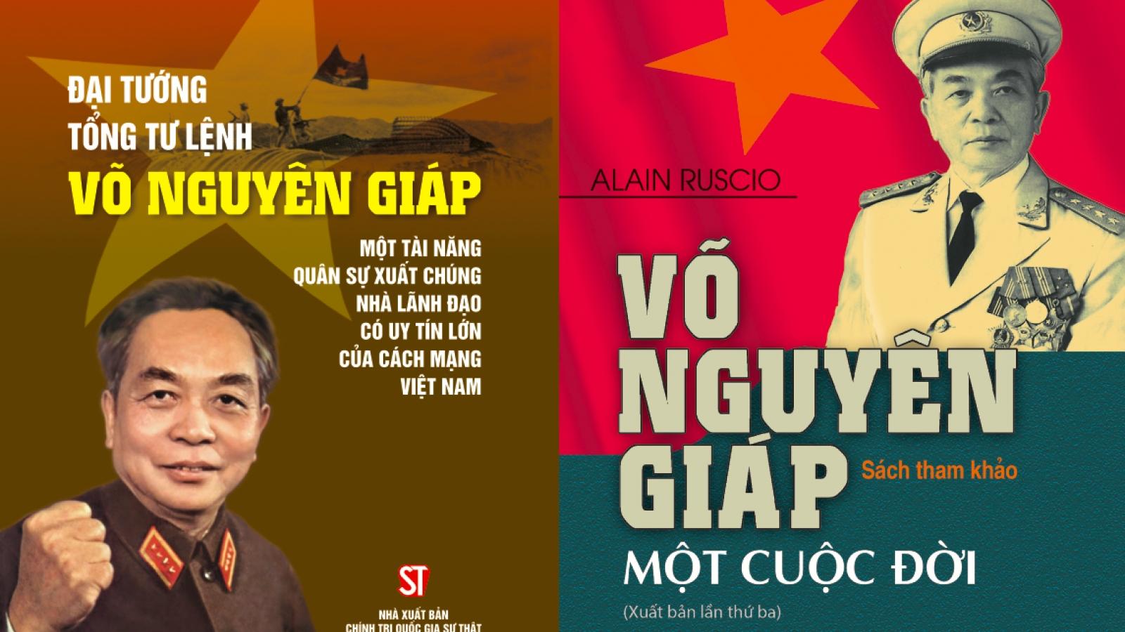 Đại tướng, Tổng Tư lệnh Võ Nguyên Giáp qua những tác phẩm văn học tiêu biểu