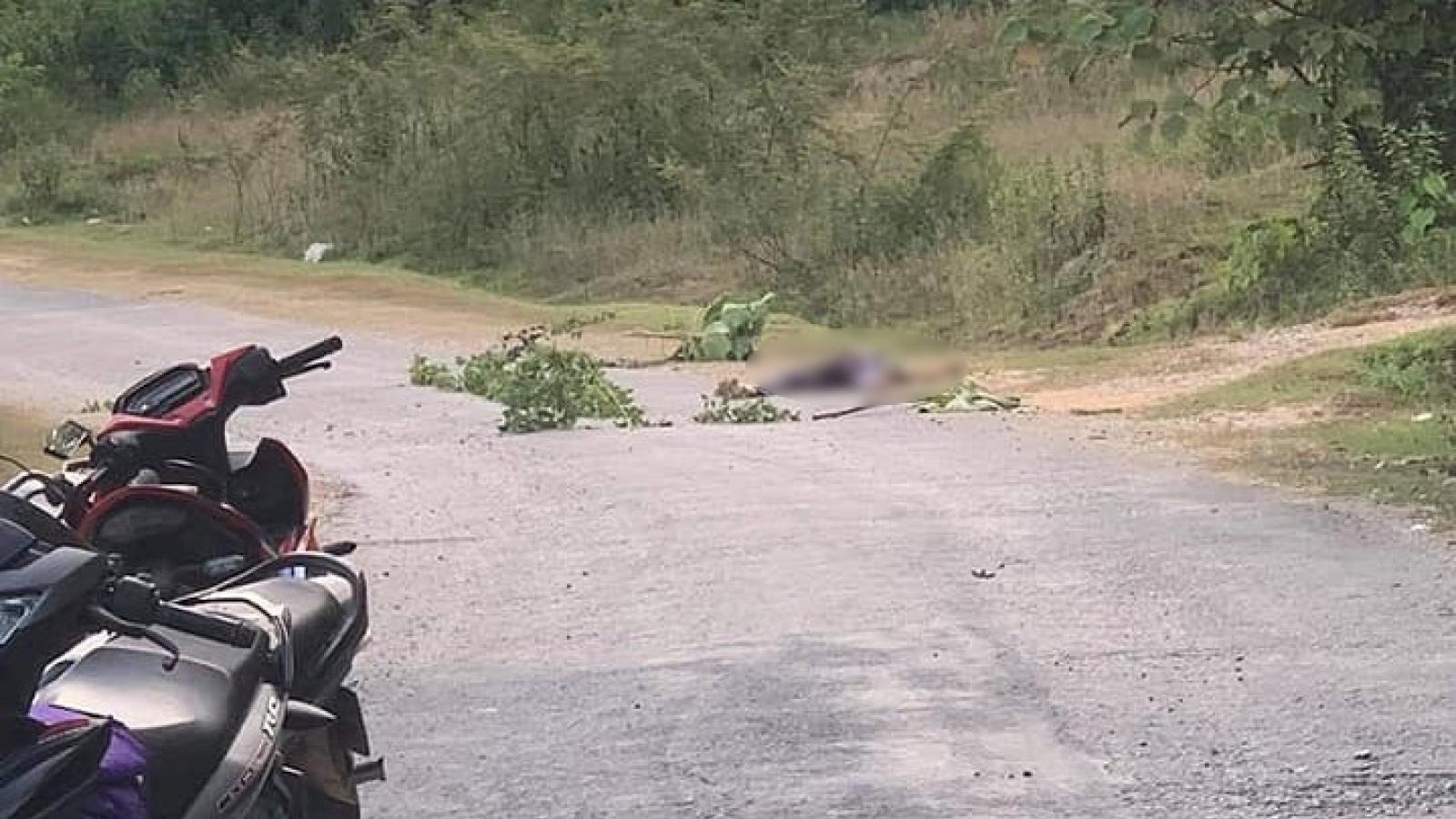 Truy tìm đối tượng nghi vấn liên quan đến vụ sát hại nam tài xế taxi