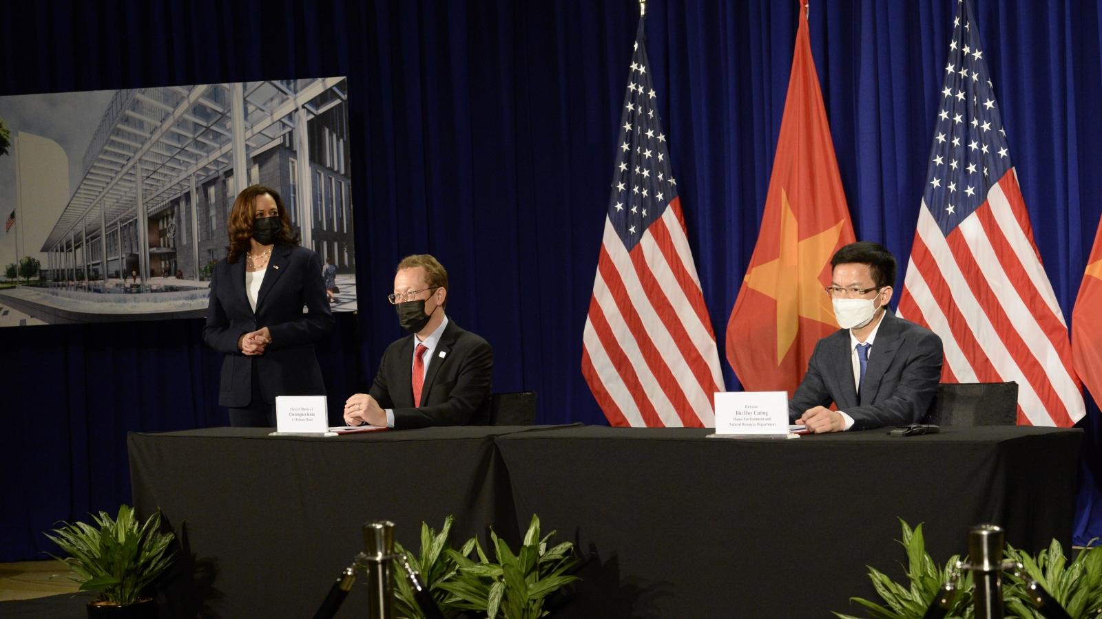 Mỹ xây Đại sứ quán 1,2 tỷ USD tại Hà Nội, lấy cảm hứng từ Vịnh Hạ Long