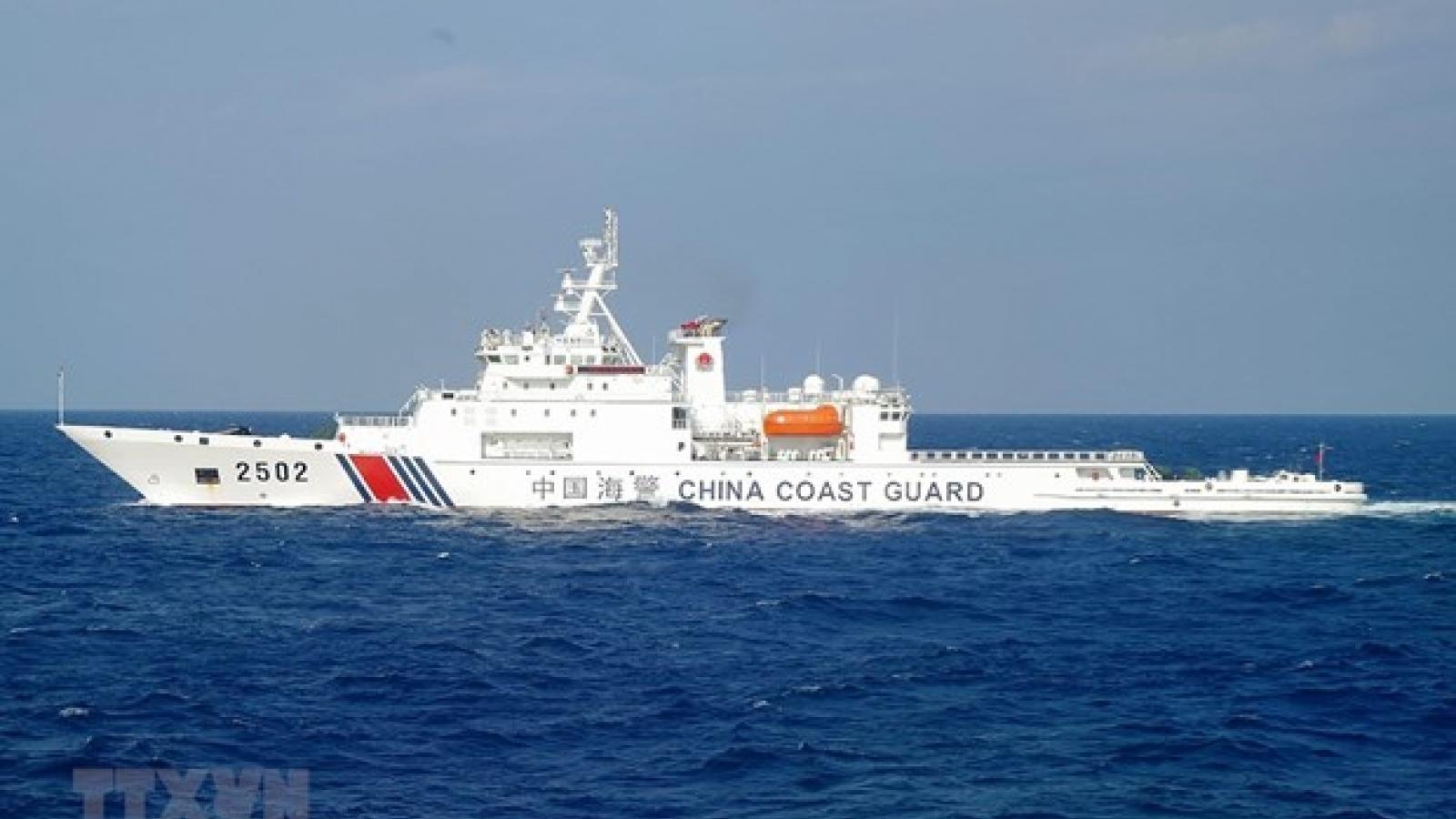 Nhật Bản thử nghiệm công nghệ AI tự động giám sát tàu thuyền trên biển