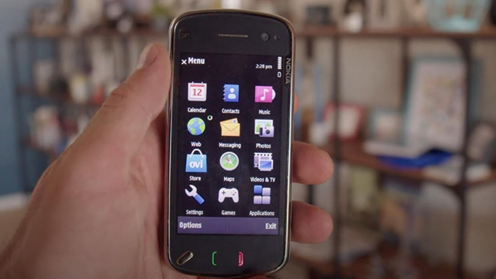 Chiếc smartphone Nokia được sinh ra để diệt iPhone