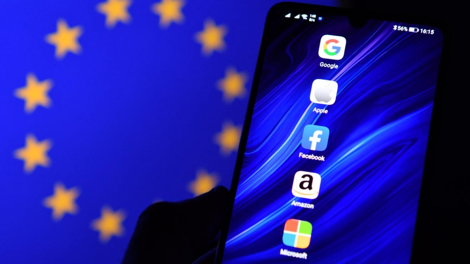 Big Tech chi nhiều tiền nhất cho vận động hành lang châu Âu