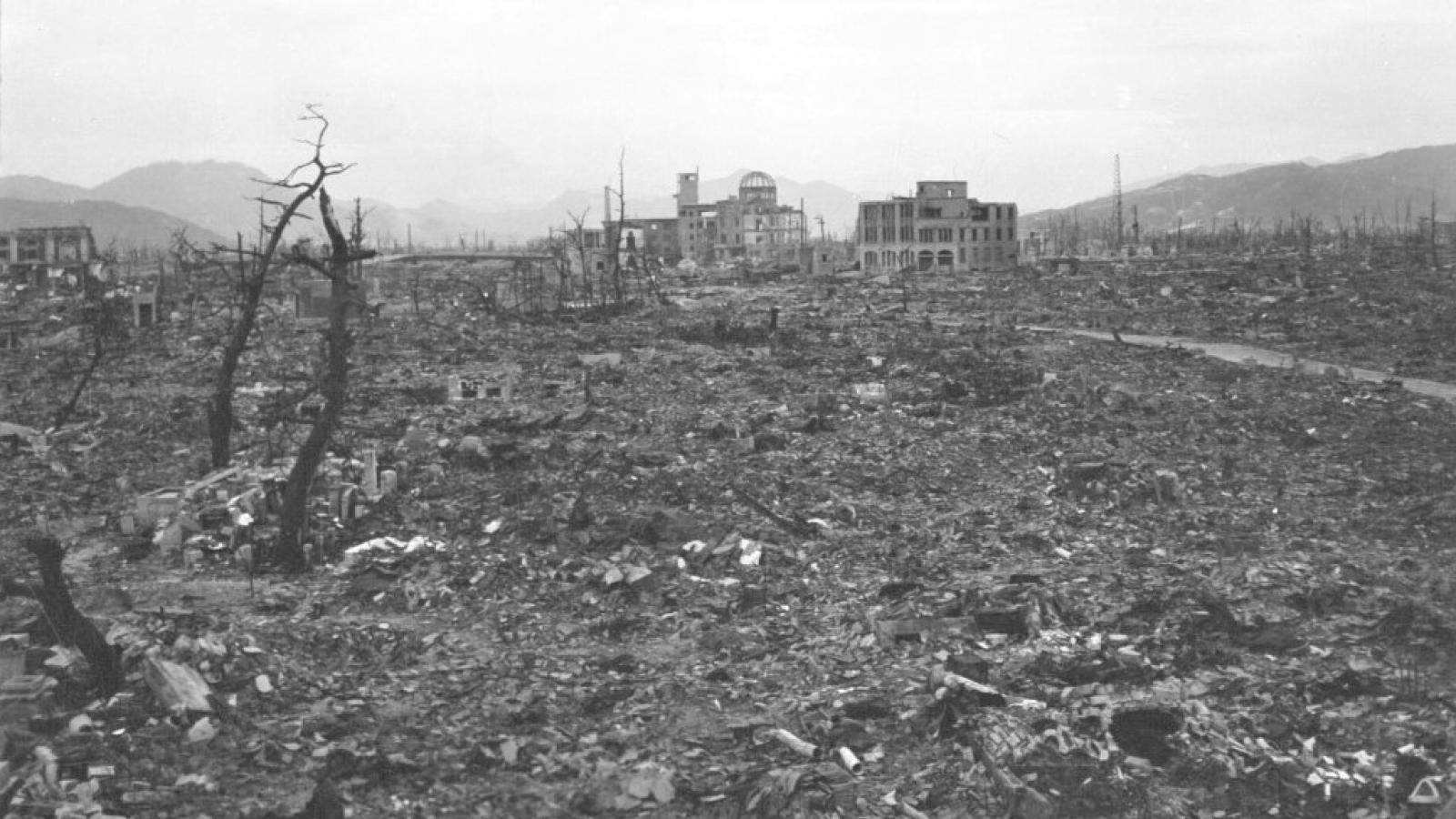 Giải mật điệp vụ đặc biệt của tình báo Liên Xô sau khi Mỹ ném bom nguyên tử Nhật Bản