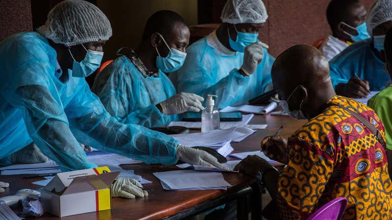 155 người ở Guinea đang được theo dõi chặt chẽ do tiếp xúc với ca nhiễm virus Marburg