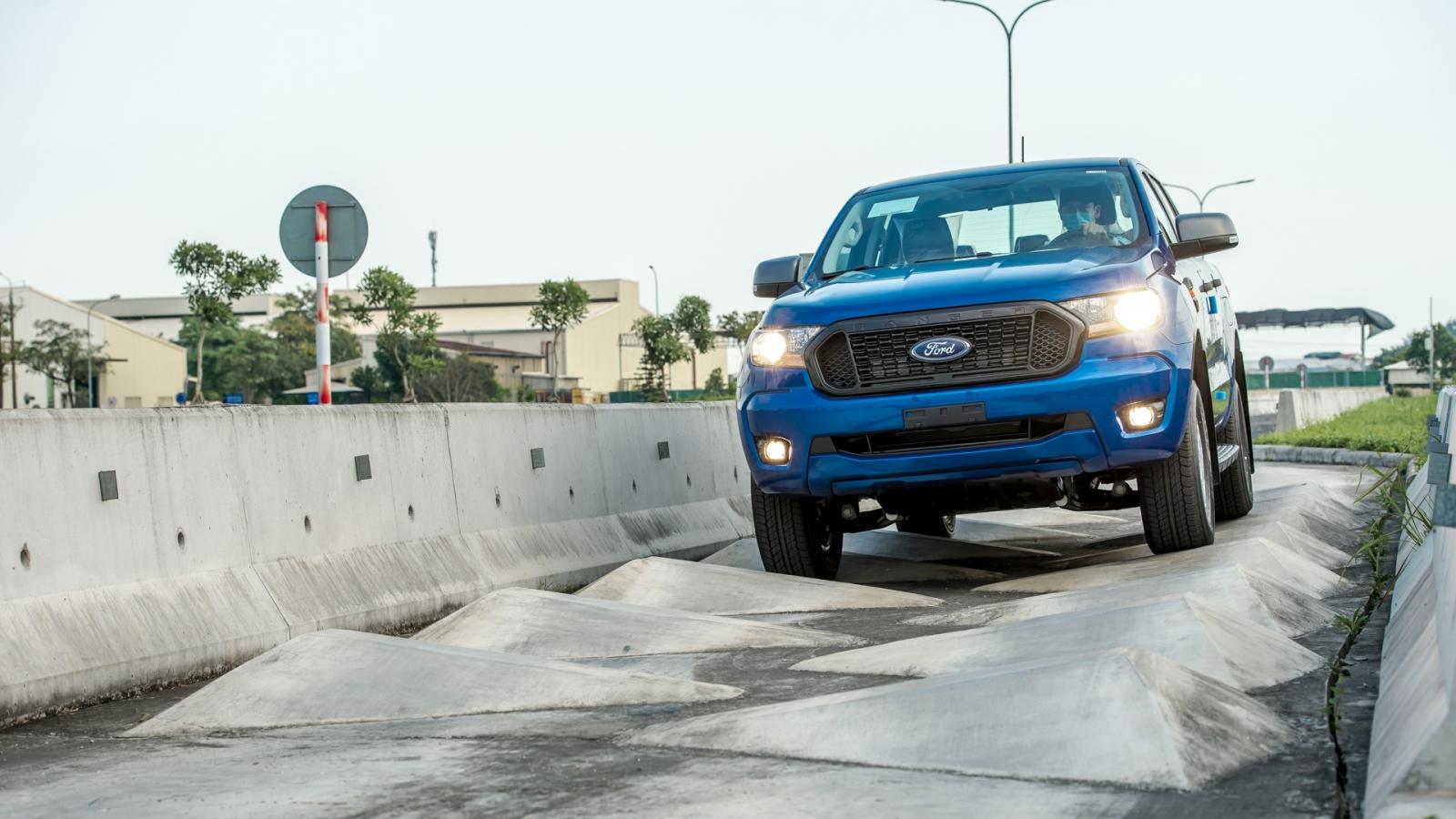 Những điều người sử dụng xe bán tải Ford Ranger ít biết