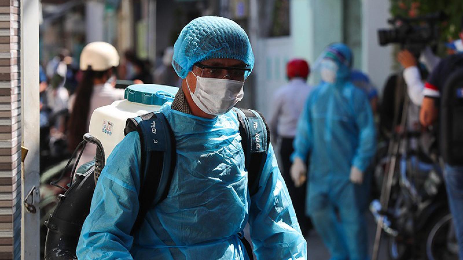 Việt Nam có thêm 4.254 ca mắc COVID-19 trong 12 giờ qua
