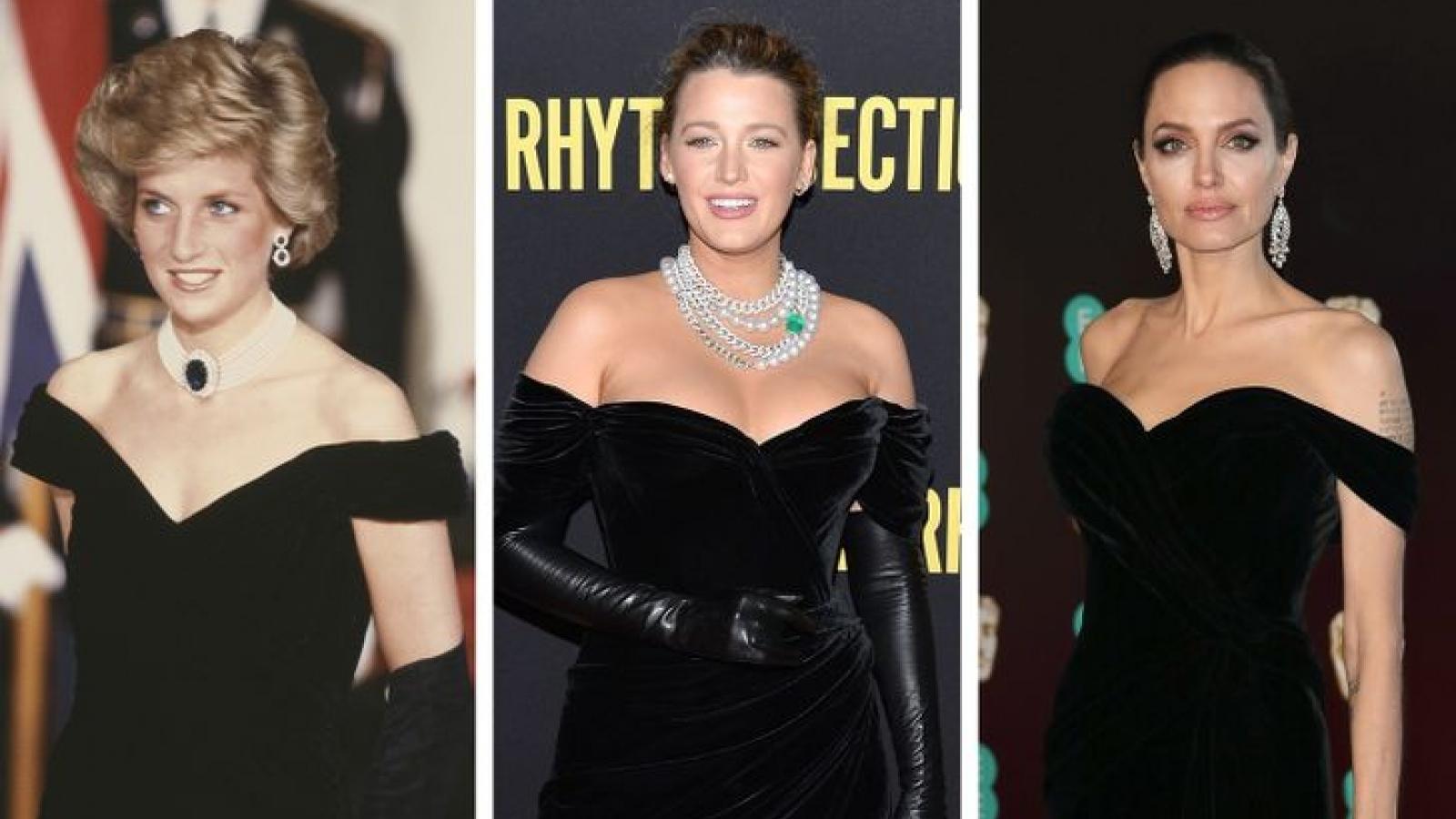Công nương Diana - nguồn cảm hứng thời trang bất tận của sao Hollywood