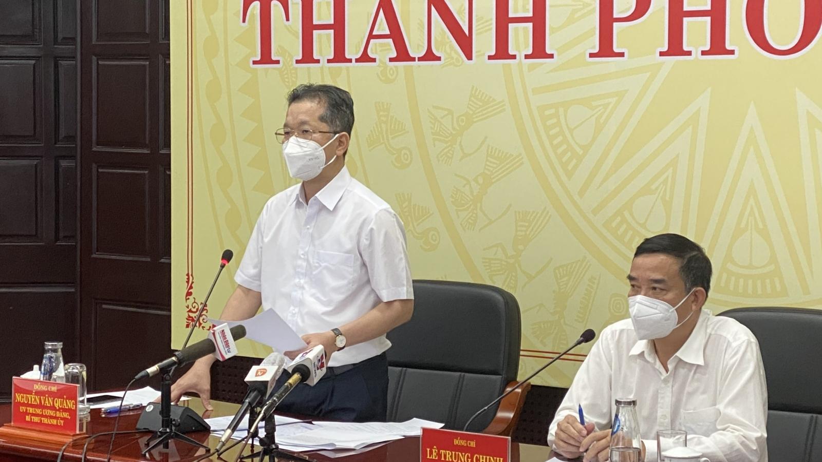 Đà Nẵng: Người đã đến chợ Hoà Cường và cảng cá Thọ Quang phải khai báo và xét nghiệm ngay