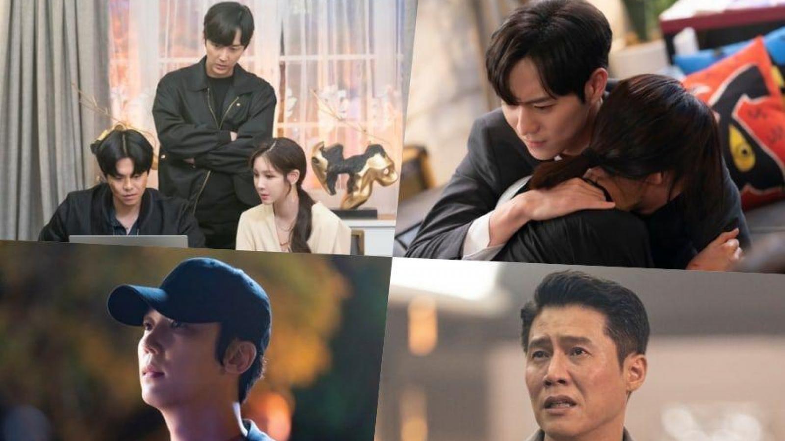 """4 khoảnh khắc bước ngoặt giúp Shim Su Ryeon đánh bại Ju Dan Te trong """"Penthouse 3"""""""