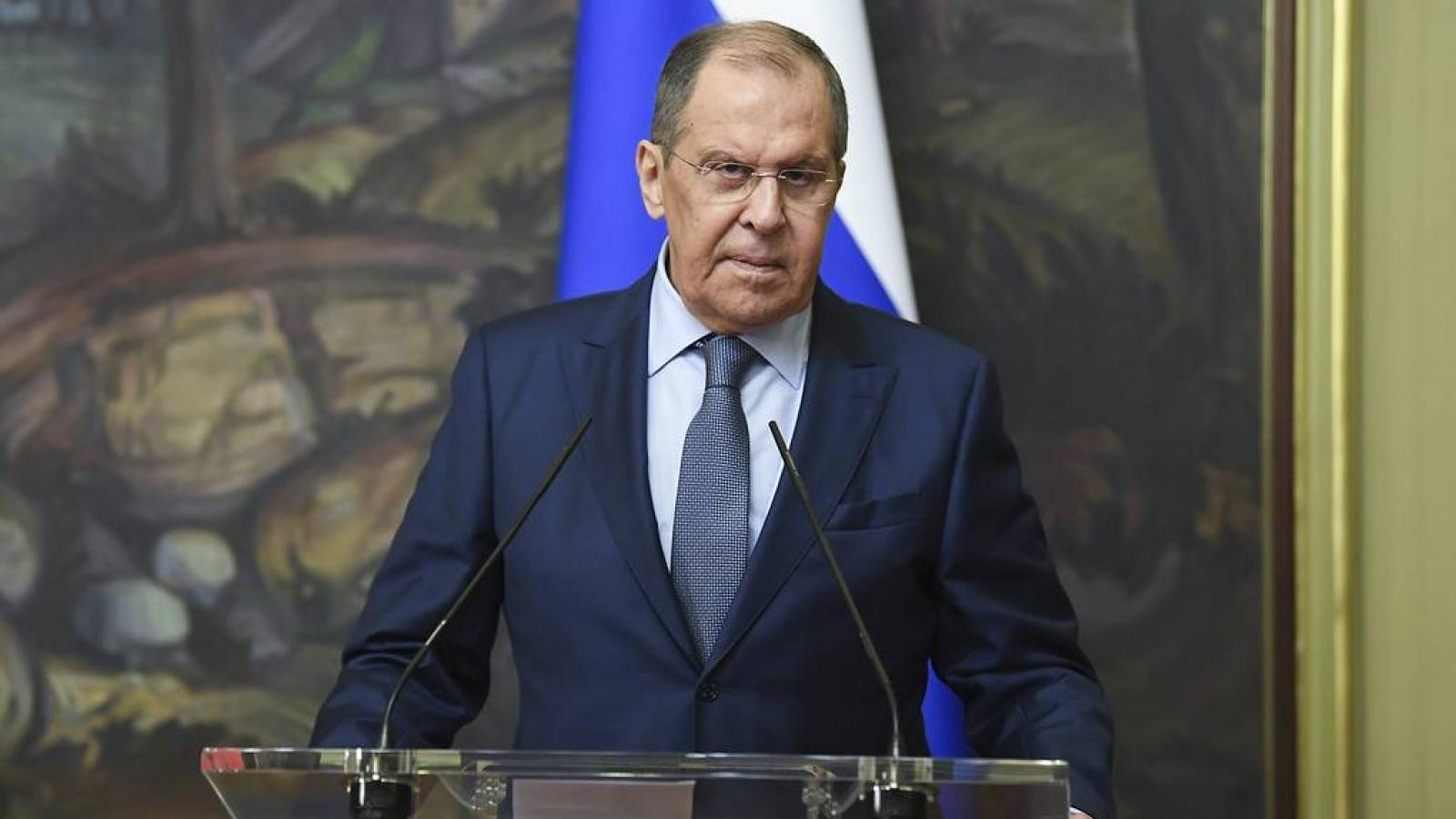 """Nga sẵn sàng nối lại """"định dạng Moscow"""" về Afghanistan"""