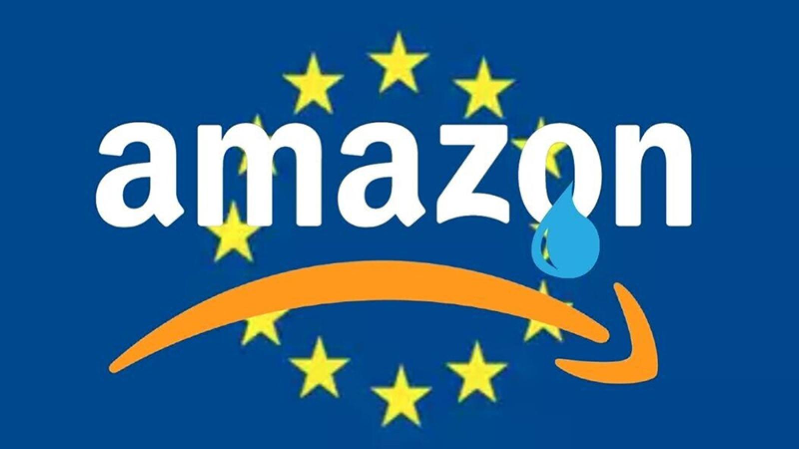 Liên minh Châu Âu ra án phạt kỷ lục cho Amazon