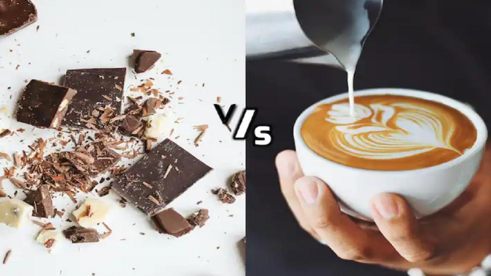 Cà phê và sô cô la: Loại nào tốt cho sức khỏe của bạn?
