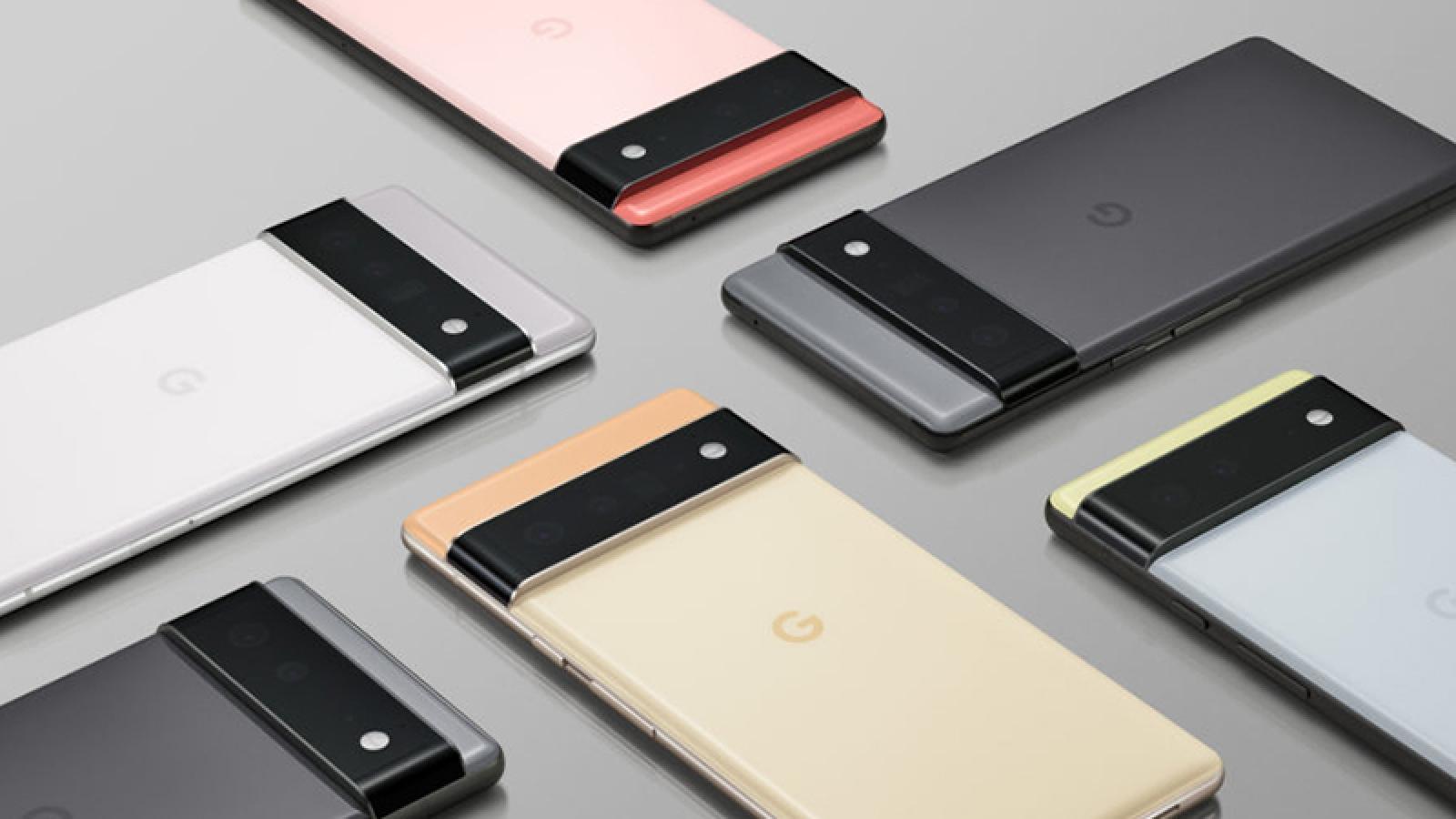 """Google vén màn điện thoại Android """"hoàn hảo nhất"""""""