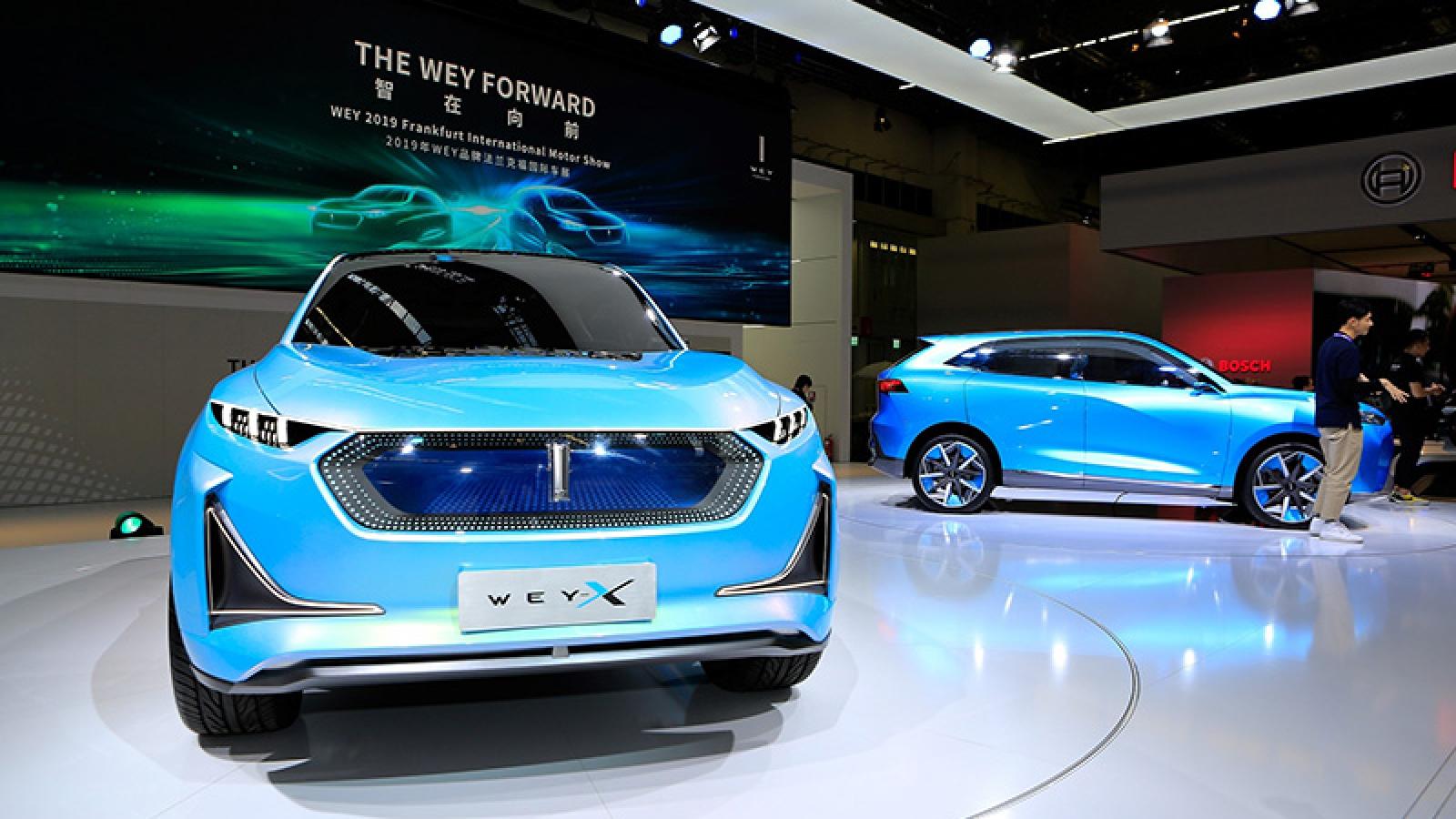 Công ty Trung Quốc đặt mục tiêu sản xuất pin xe điện không cobalt
