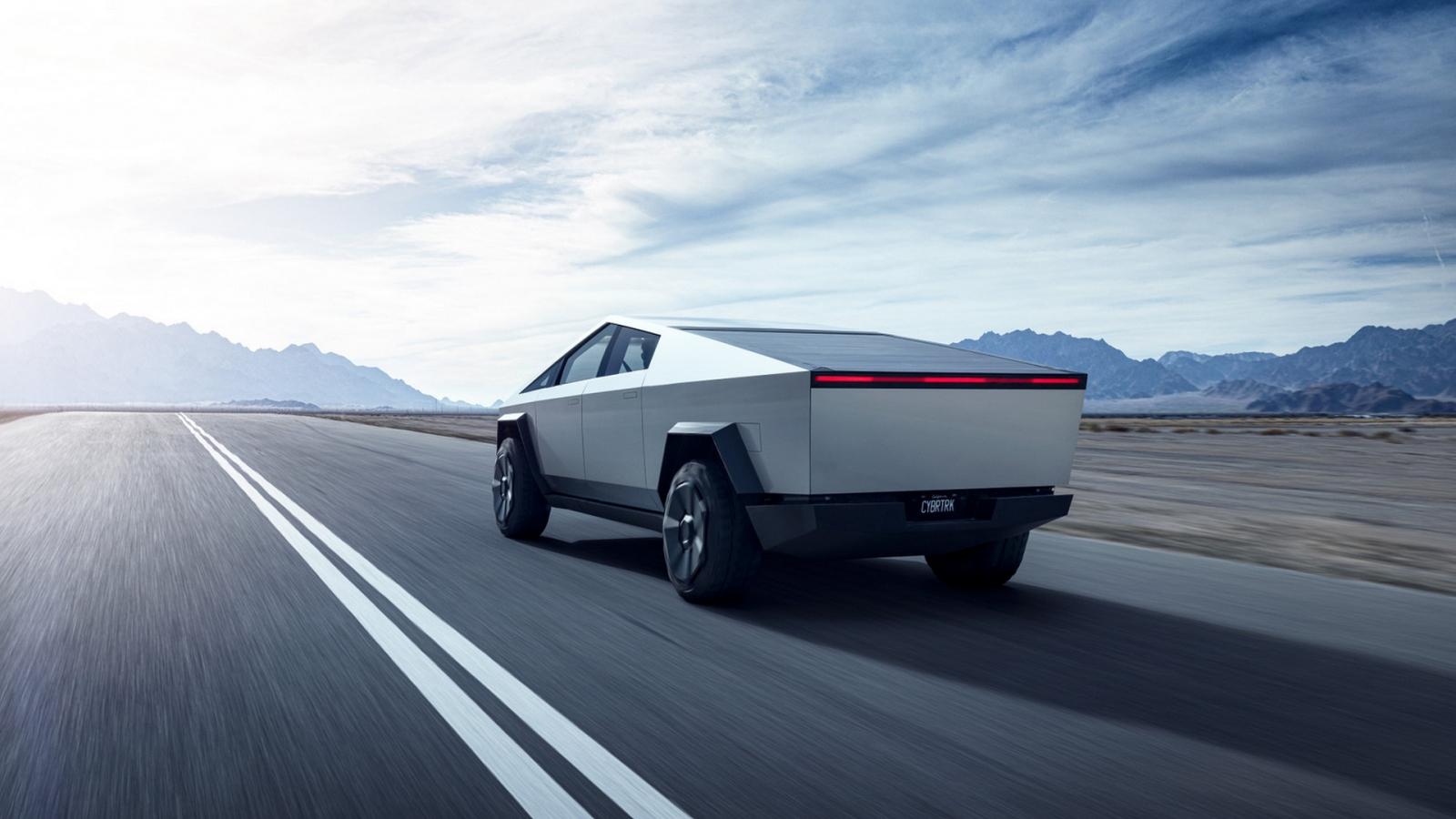 Xe bán tải chạy điện Tesla Cybertruck sẽ tạm hoãn sản xuất đến 2022