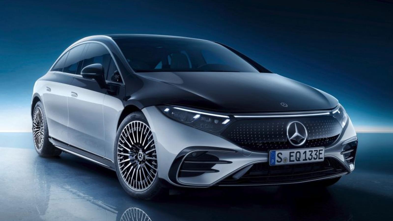 Xe điện hạng sang Mercedes-Benz EQS có giá từ 106.000 Euro