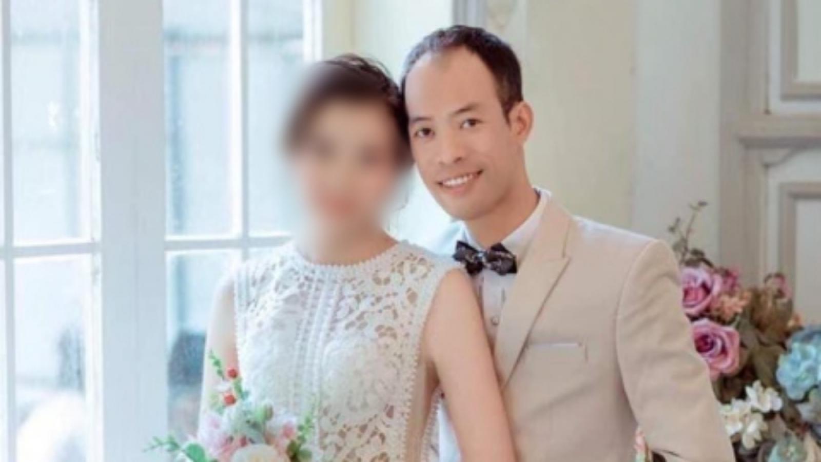 Chồng đâm chết vợ đang mang thai 4 tháng