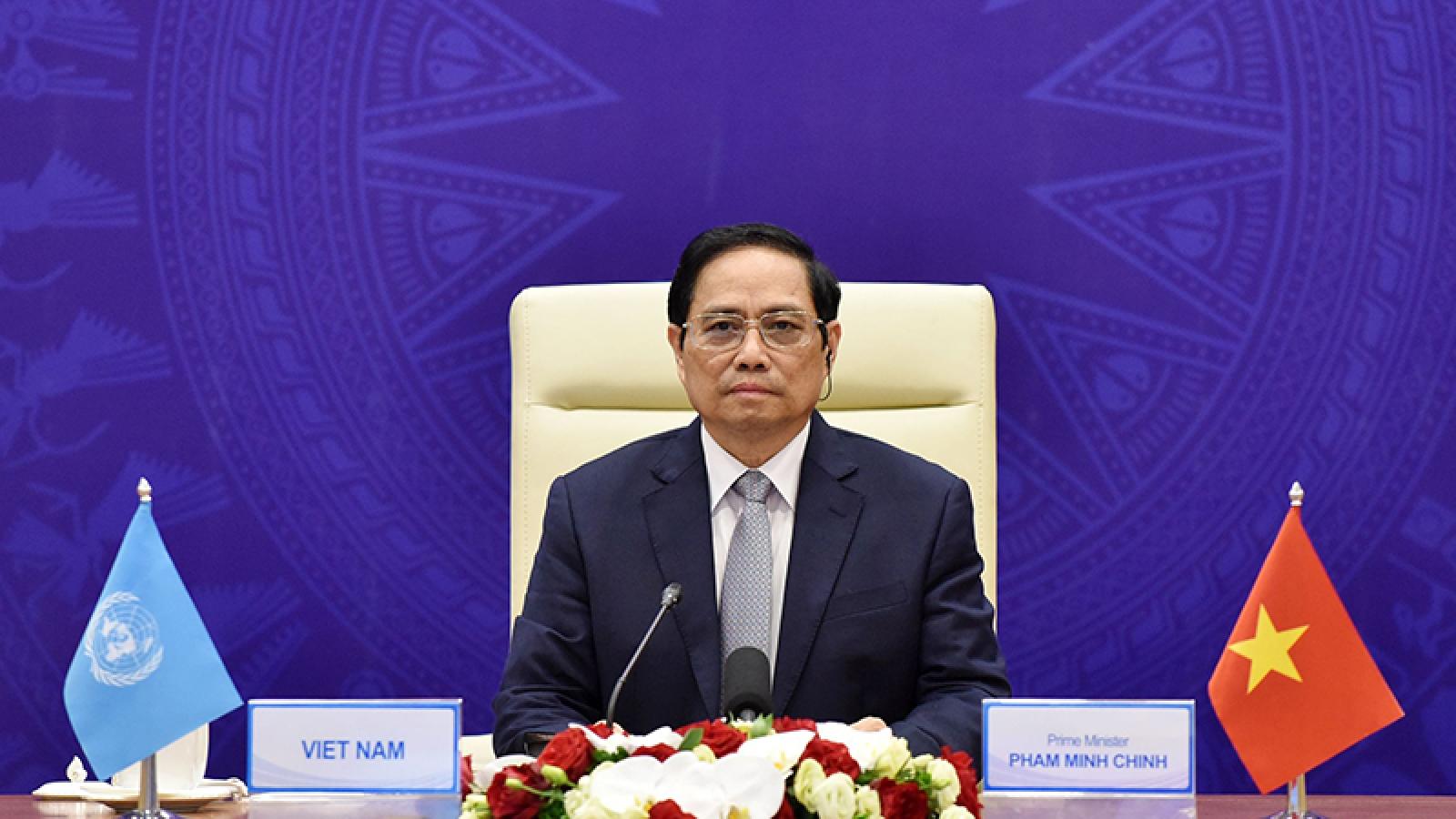 Việt Nam ngày càng khẳng định trách nhiệm với vấn đề an ninh biển