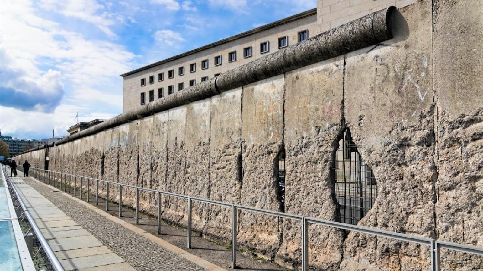 Những điều liên quan đến bức tường Berlin ít được nhắc đến