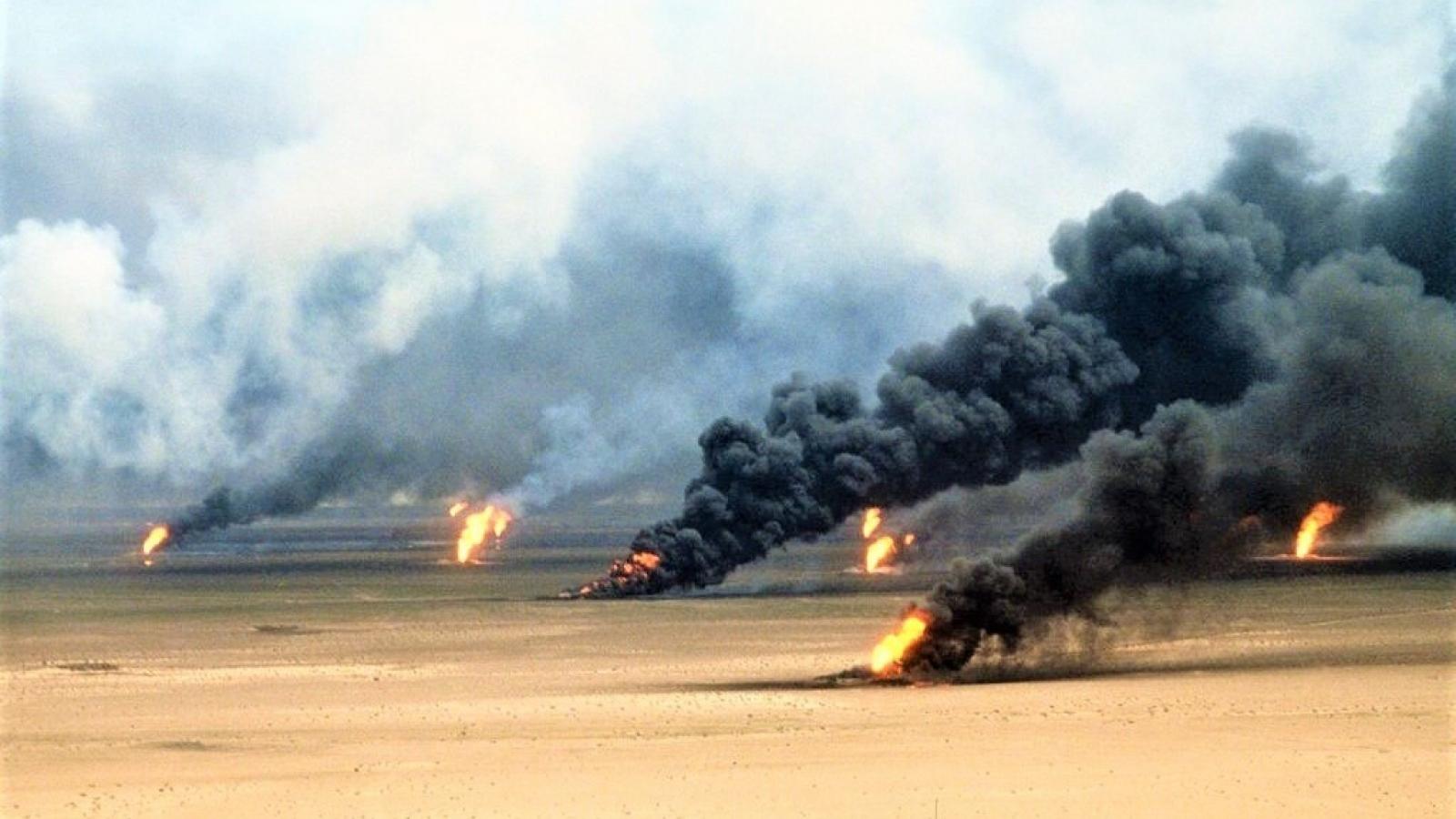 Năm lý do khiến Saddam Hussein nghĩ có thể tấn công Kuwait và giành chiến thắng
