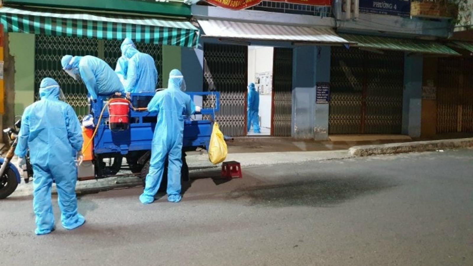 Tiền Giang kiến nghị Bộ Y tế hỗ trợkhẩn cấp nhân lực, thiết bị vật tư y tế