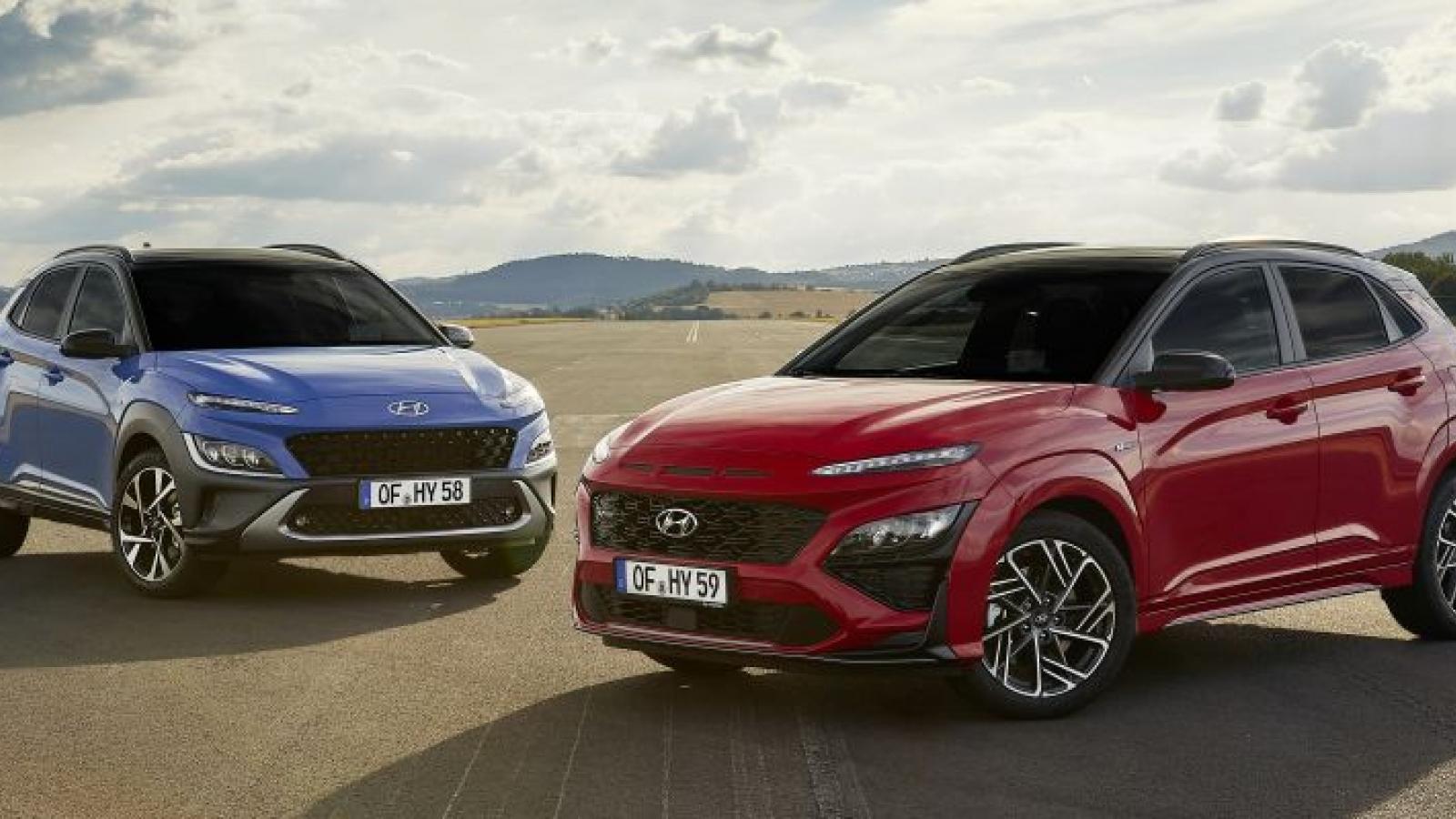 Hyundai Kona 1.6 Turbo và N Line 2021 ra mắt thị trường Malaysia