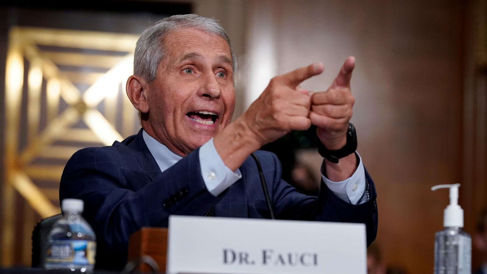 Tiến sĩ Fauci cảnh báo tình hình dịch bệnh Covid-19 tại Mỹ có thể sẽ tồi tệ hơn