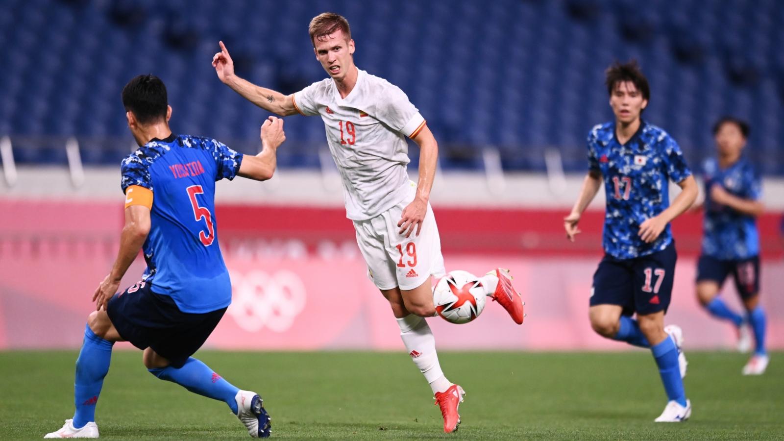 TRỰC TIẾP Nhật Bản 0-0 Tây Ban Nha: VAR từ chối phạt đền cho Bò tót