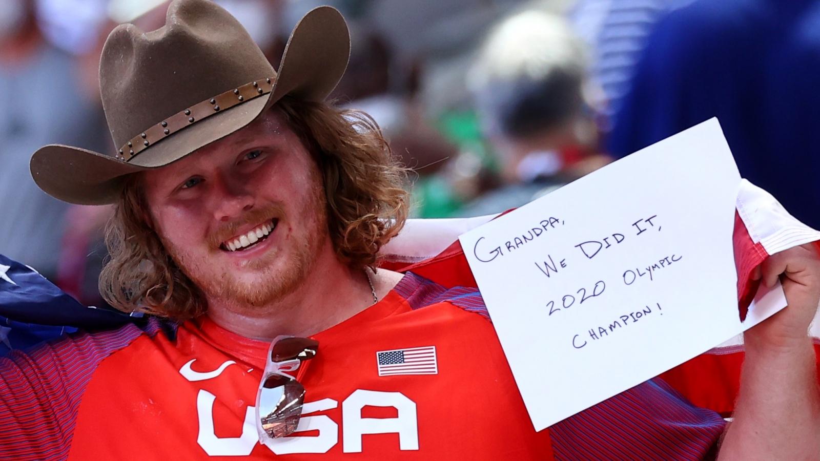 """VĐV Mỹ """"gây sốt"""" khi 3 lần phá kỷ lục Olympic ở cùng 1 nội dung thi đấu"""