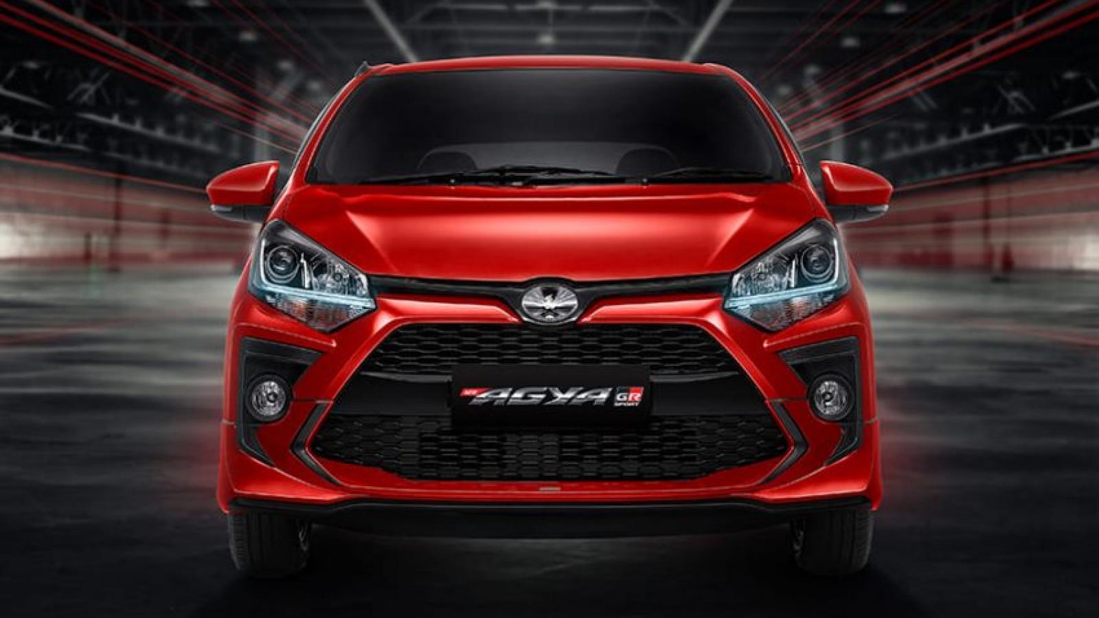 Toyota Wigo 2022 có thêm phiên bản thể thao GR Sport, giá dưới 300 triệu đồng