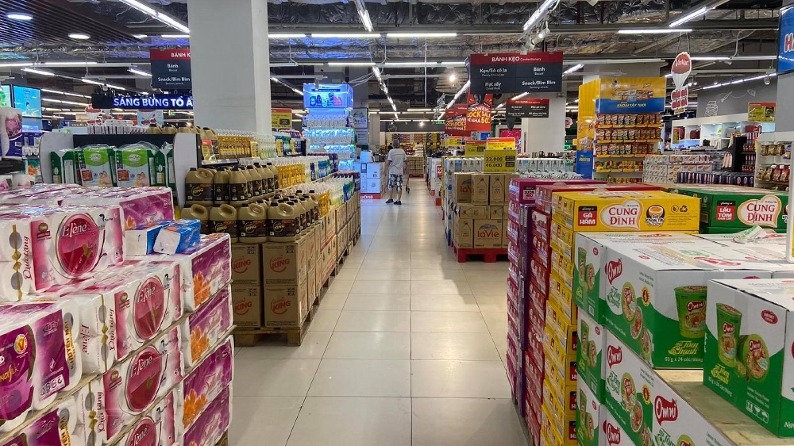 Thành lập Tổ công tác đặc biệt bảo đảm nguồn cung hàng hóa tại miền Bắc và miền Trung