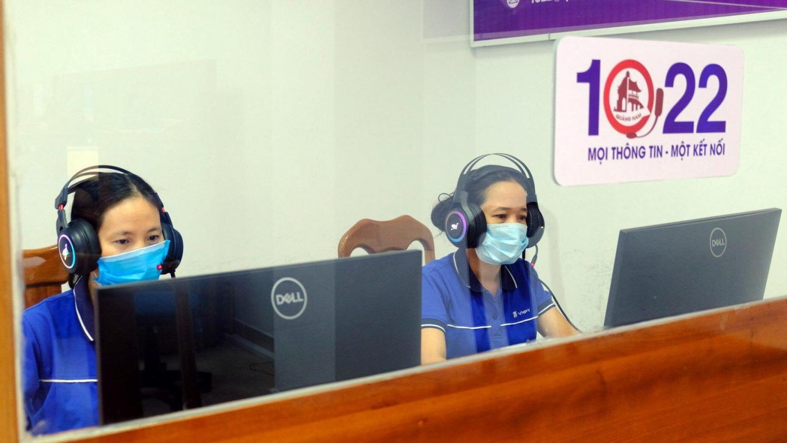Hà Nội công bố Tổng đài hỗ trợ người dân liên quan đến phòng, chống dịch Covid-19