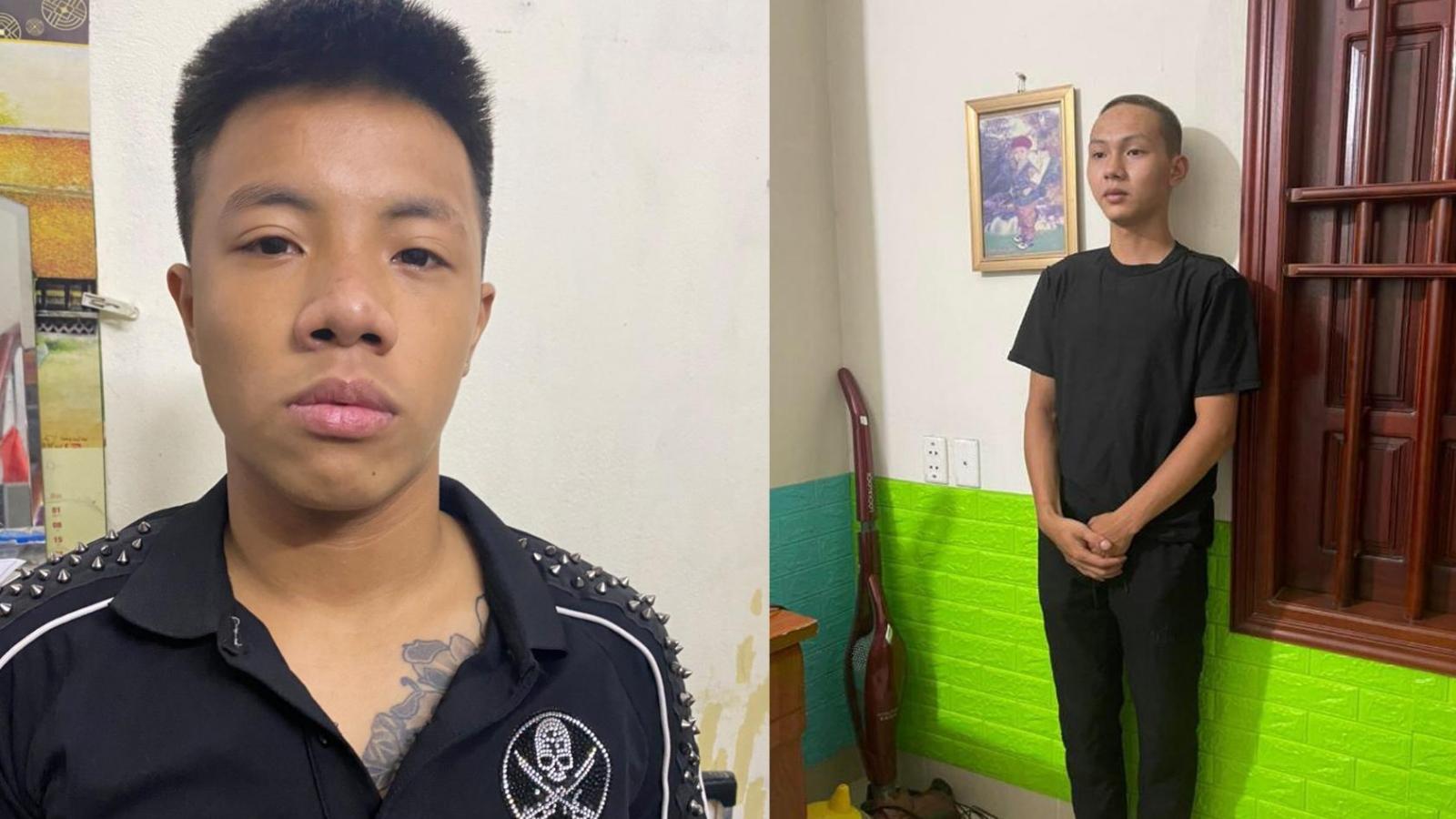 4 đối tượng cướp xe máy của nữ lao công ở Hà Nội đã sa lưới