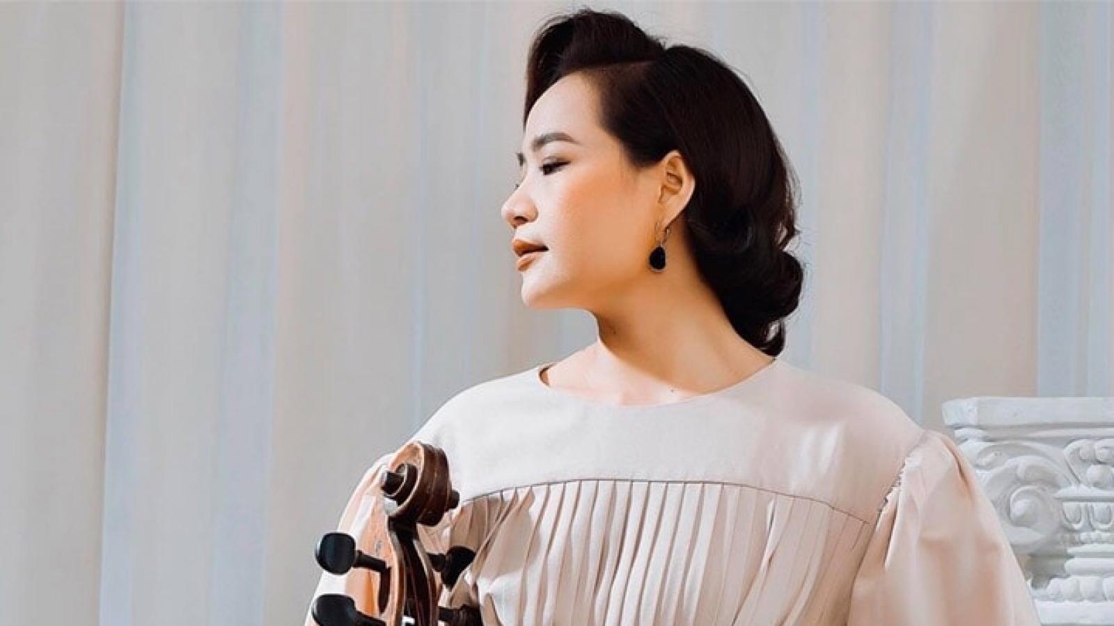 Nghệ sĩ Đinh Hoài Xuân tổ chức hòa nhạc online cổ vũ Việt Nam chống dịch