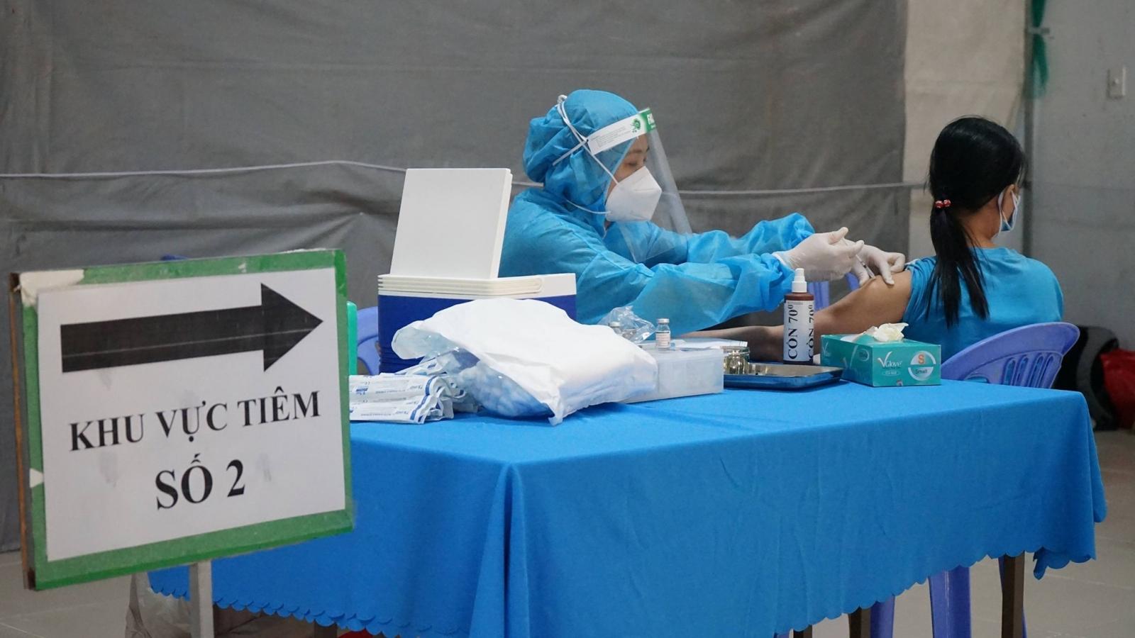 TP. HCM được Bộ Y tế phân bổ vaccine nhiều nhất với hơn 4 triệu liều
