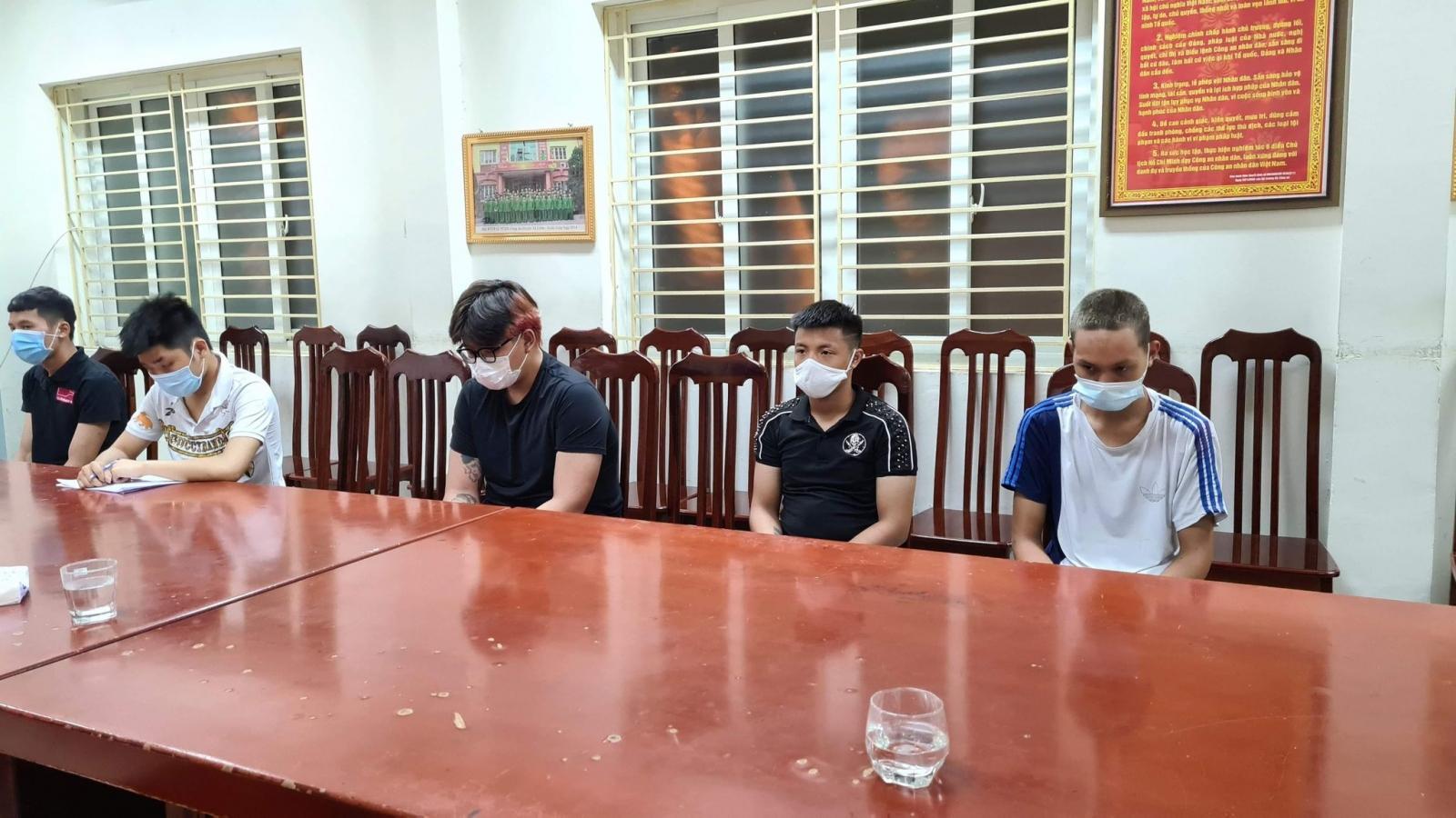 Bắt đối tượng thứ 5 trong vụ cướp xe của nữ lao công ở Hà Nội