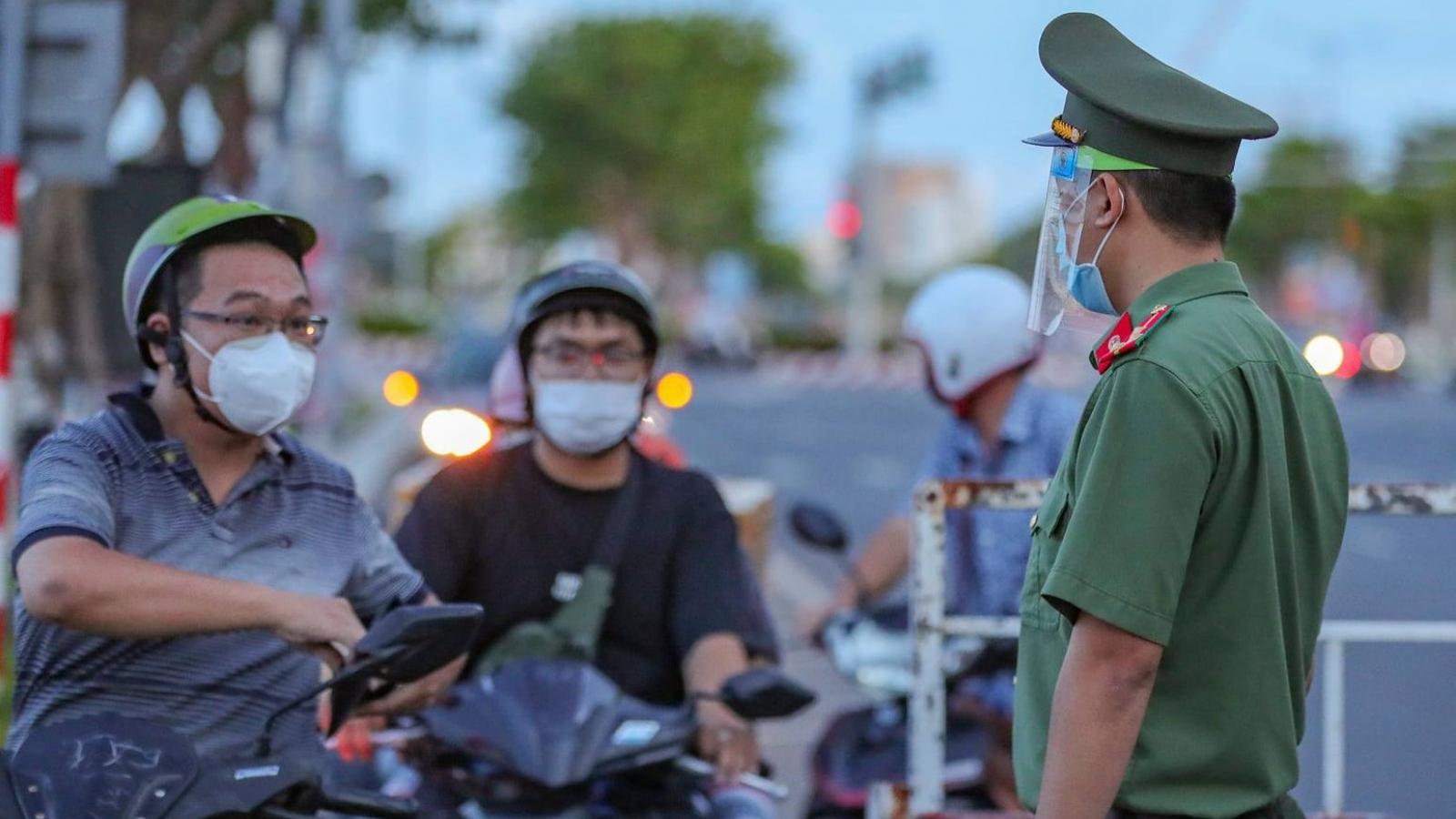 Đợt dịch từ ngày 10/7 đến nay, Đà Nẵng vượt ngưỡng 1.000 ca mắc Covid-19
