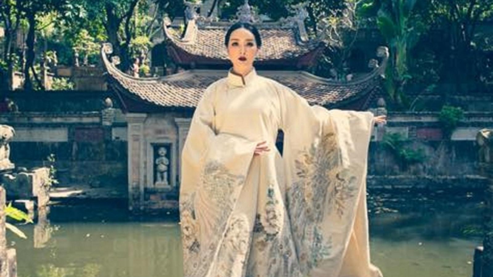 Lý do Giáng My được gọi là 'hoa hậu độc nhất vô nhị' ở showbiz Việt