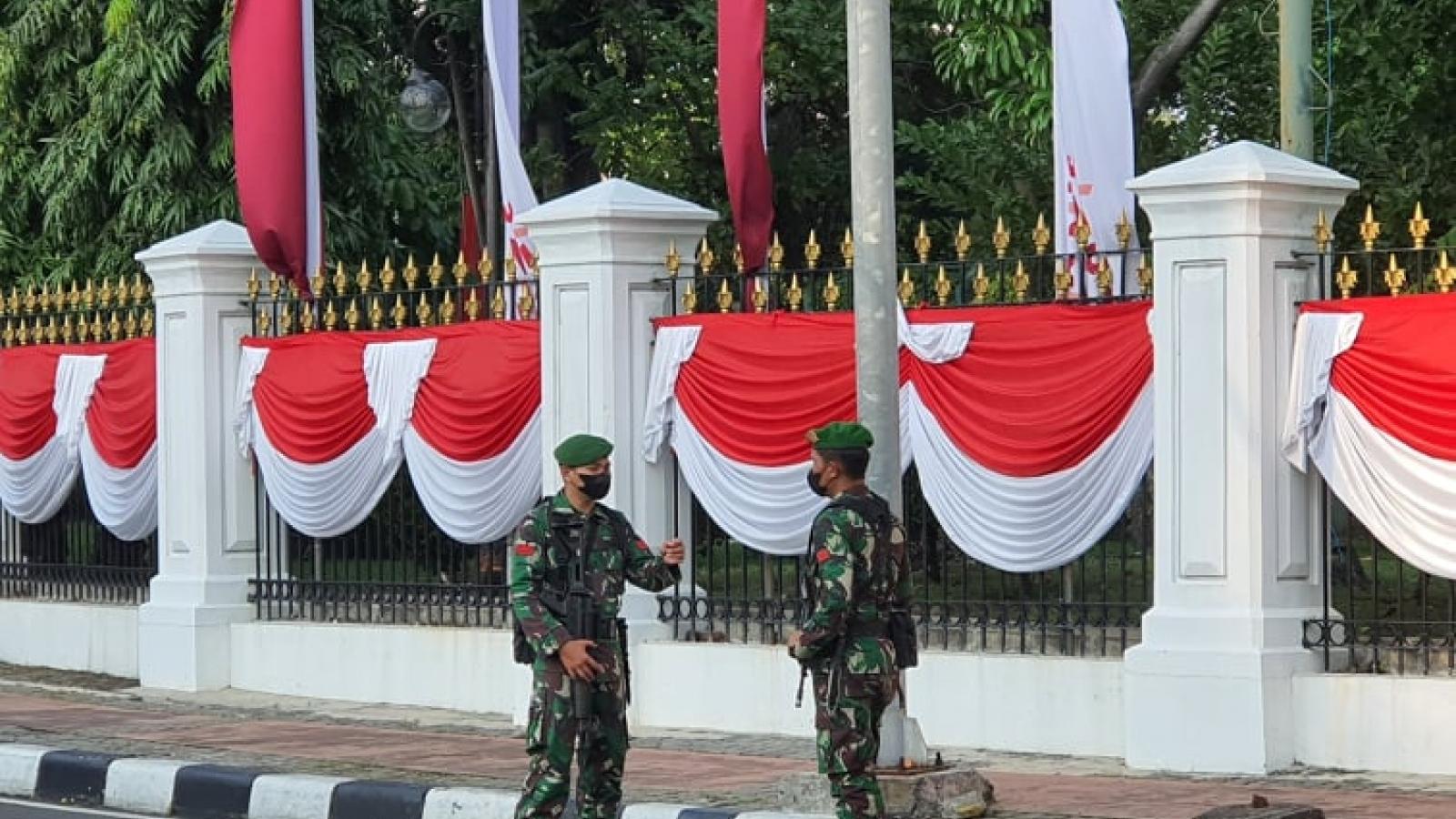 Indonesia vượt mốc 4 triệu ca mắc Covid-19