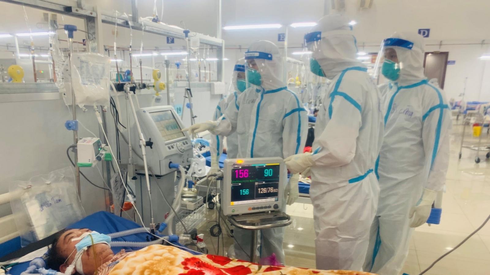 WHO: Biến thể Delta đang thử thách năng lực của hệ thống y tế vững mạnh nhất