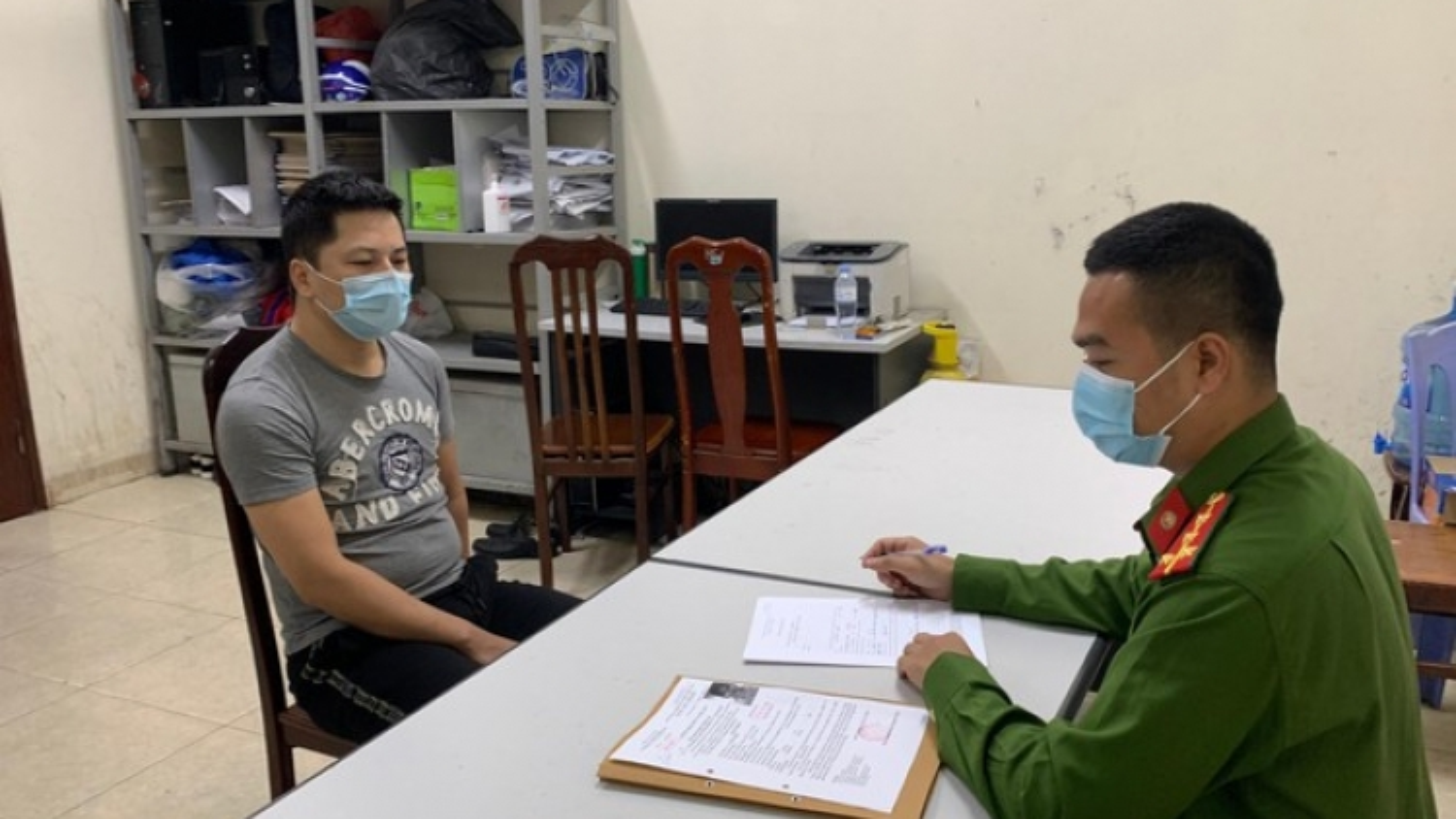 Tổng giám đốc trốn truy nã sa lưới tại Hà Nội