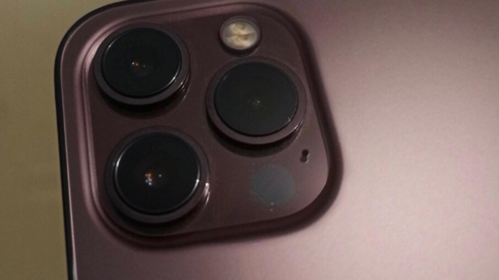 Rò rỉ mẫu iPhone 13 Pro với màu sắc bí ẩn
